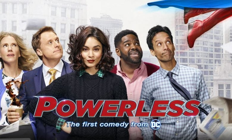 NBC's Powerless