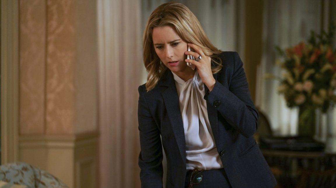 madam secretary season  episode  review tvshowpilotcom