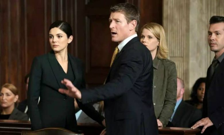 Chicago Justice canceled