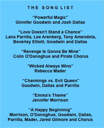 OUAT musical episode