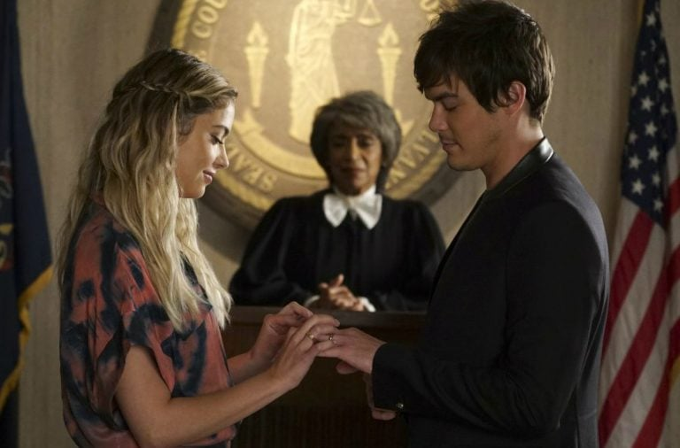 Week in retrospect: new posters, trailers, spinoffs and Haleb wedding