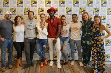 Wynonna Earp renewed for season 3