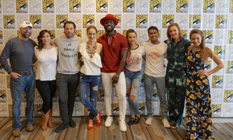 Wynonna Earp renewed for season 3