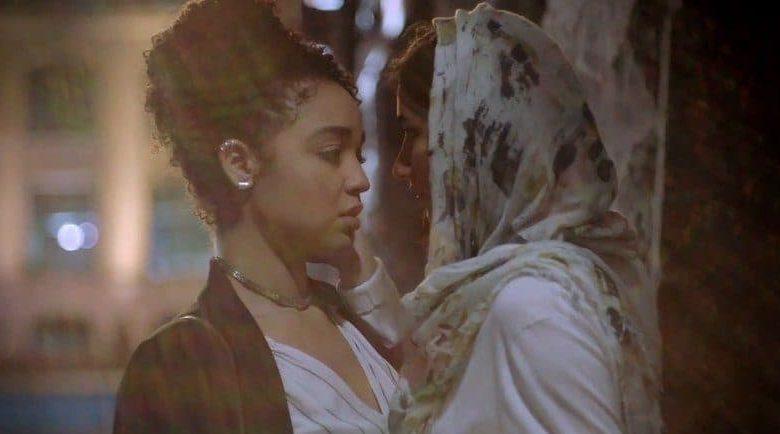 Kadena kiss on The Bold Type