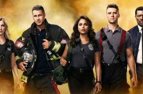 Chicago Fire season 6 first look