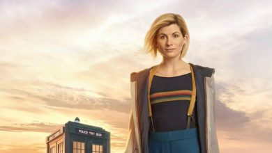 first look at the Thirteenth Doctor