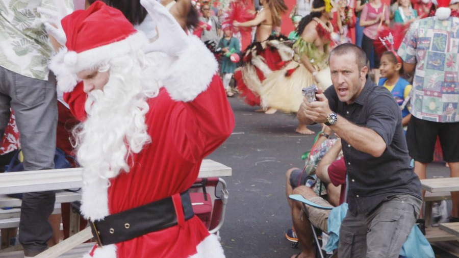 Hawaii Five-0 Christmas episode
