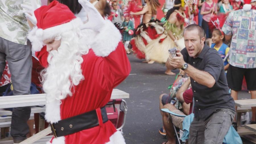 Hawaii Five-0 Christmas episode