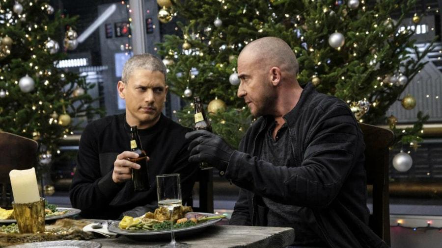 Legends of Tomorrow Christmas episode