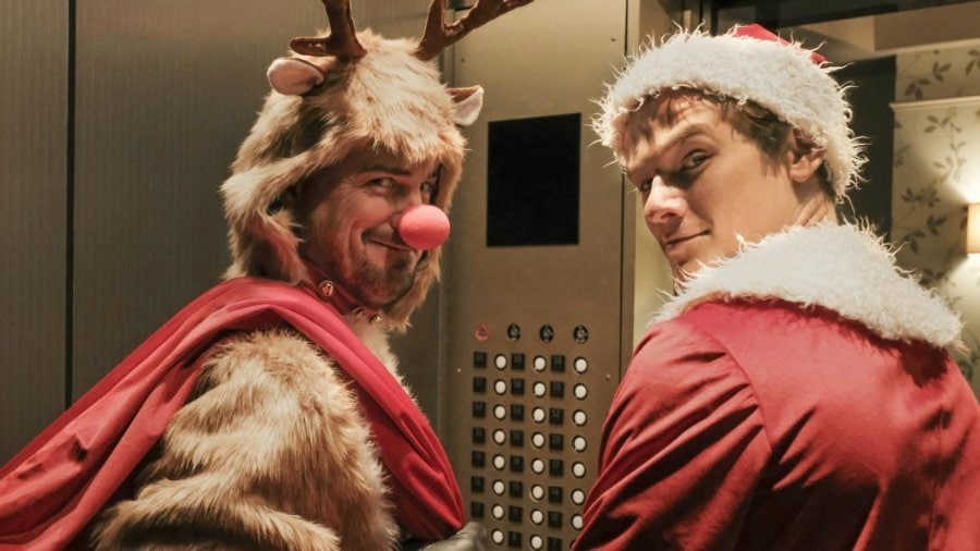 Macgyver Christmas episode
