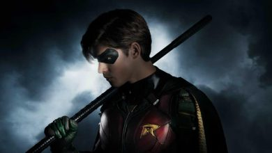 Photo of Week in retrospect:  show renewals, first look at Robin in Titans and new Black Lightning trailer