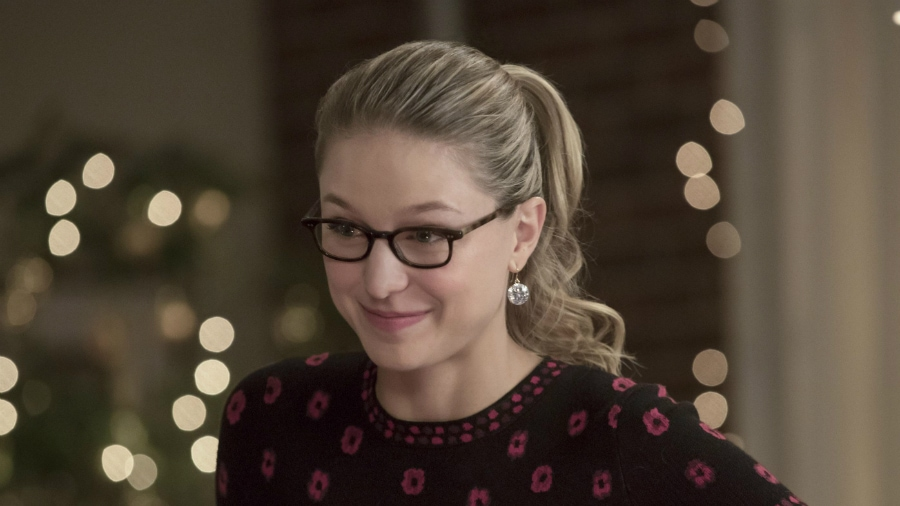 Supergirl Christmas episode