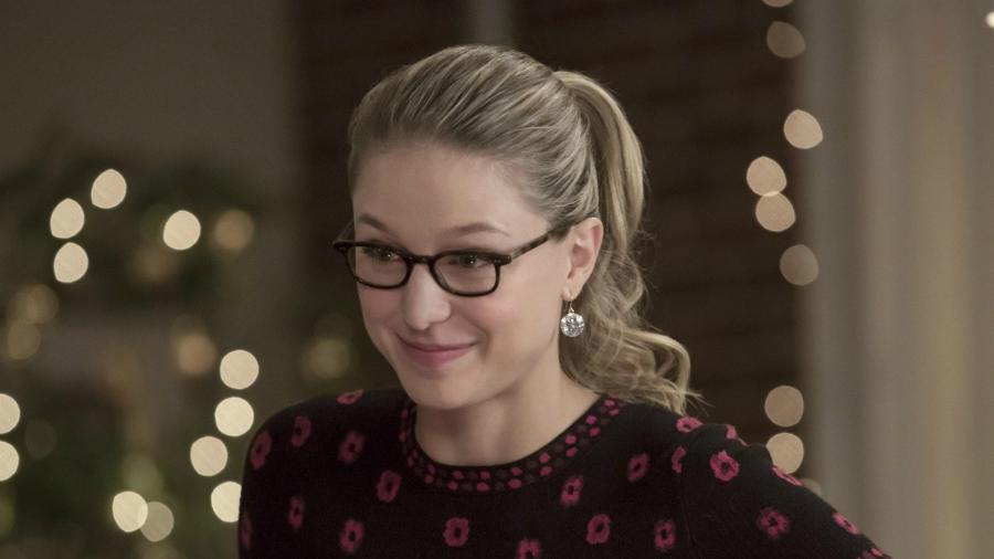 Supergirl Christmas episode