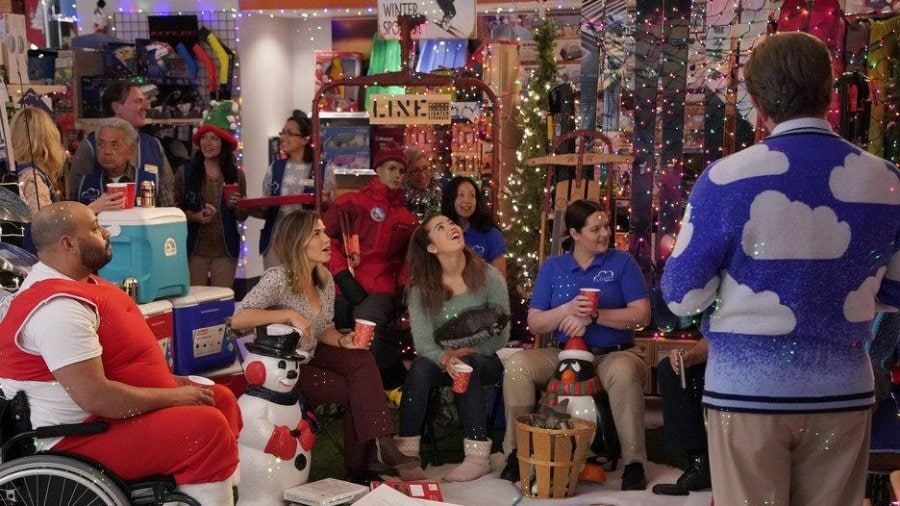 Superstore Christmas episode