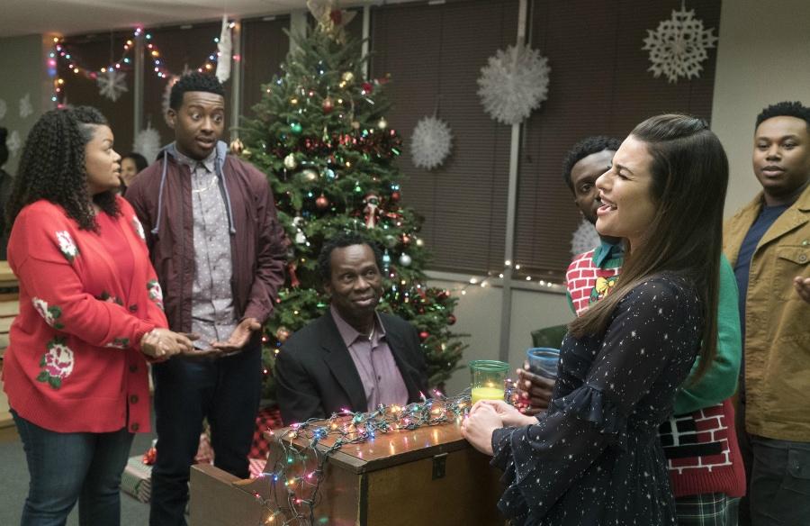 The Mayor Christmas episode