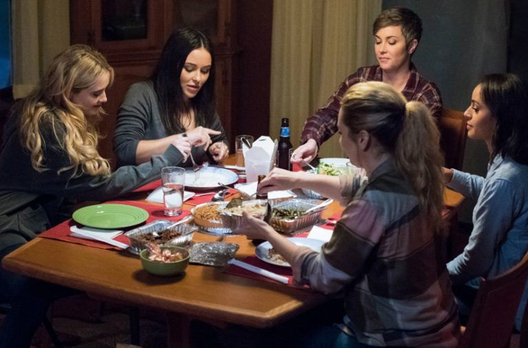 Week in Retrospect: Wayward Sisters first look, Jessica Jones & Altered Carbon premiere dates
