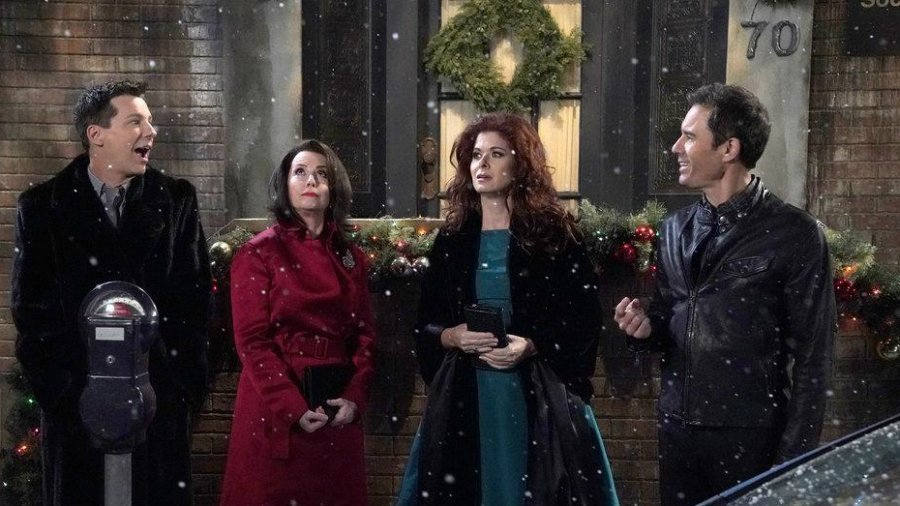 Will & Grace Christmas episode