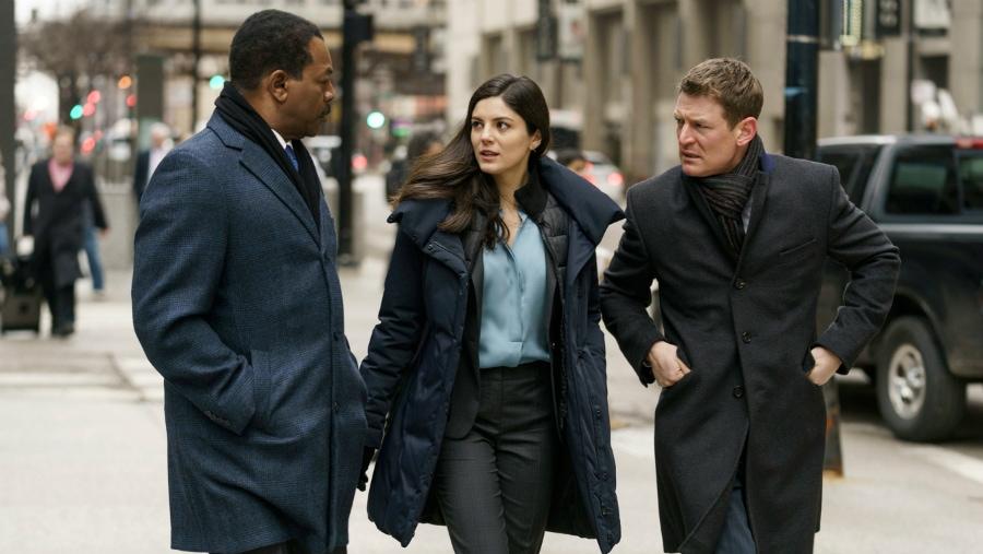NBC chicago justice