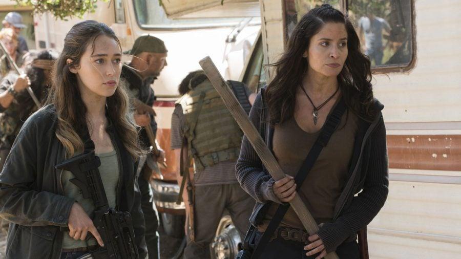 AMC Fear of the Walking Dead