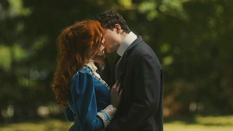 Anne and Gilbert from Anne With an E