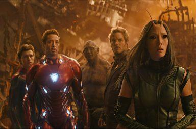 Avengers: Infinity War reaction