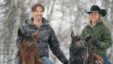 Photo of Heartland season 12 filming has begun
