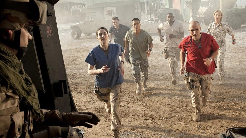 military medical drama Combat Hospital