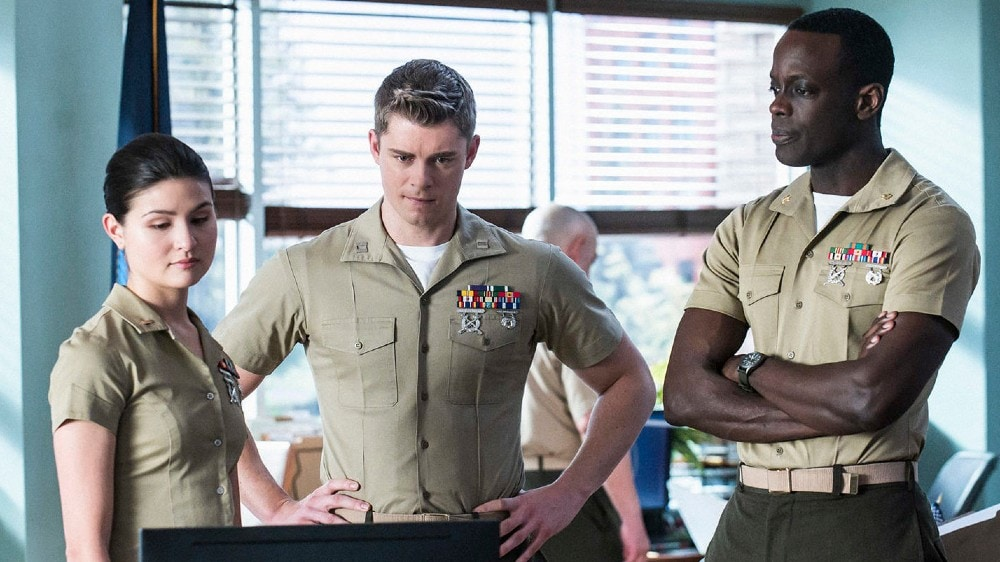military legal drama The Code on CBS