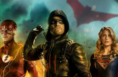 Arrowverse 3-way crossover