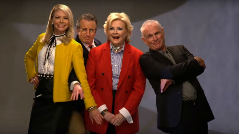 murphy brown 2018 revival