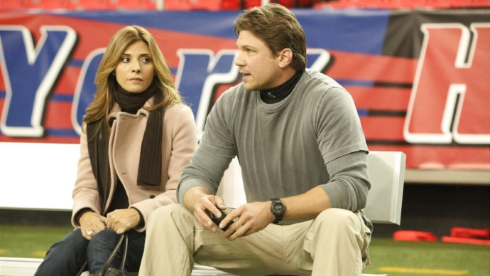 Necessary Roughness on USA Network