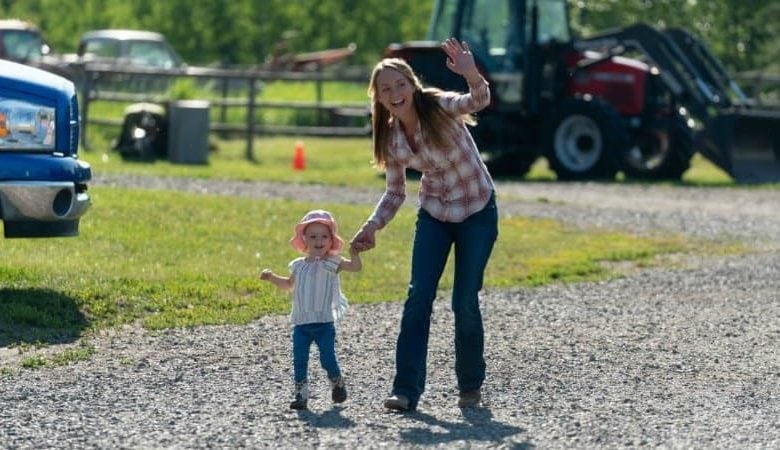 Heartland season 12 update