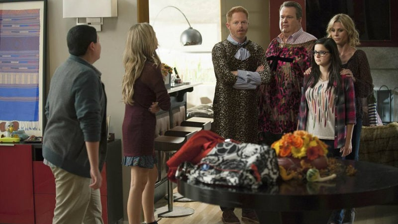 Modern Family Thanksgiving episode