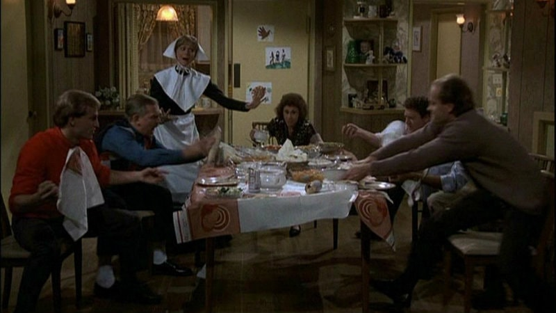Cheers Thanksgiving episode