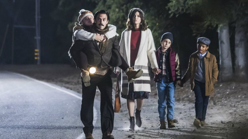 This is Us Thanksgiving episode