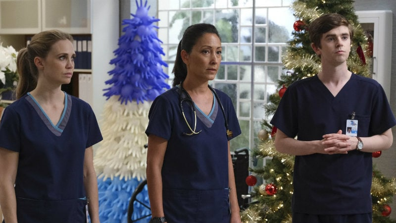 The Good Doctor Christmas episode
