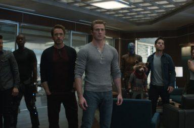 Avengers Endgame reaction