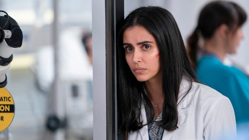 Saanvi Bahl in Manifest season 1