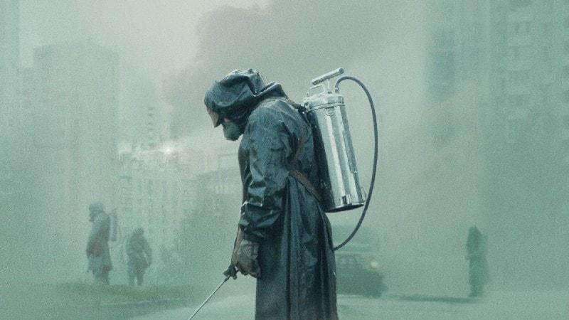 season 1 of Chernobyl on HBO