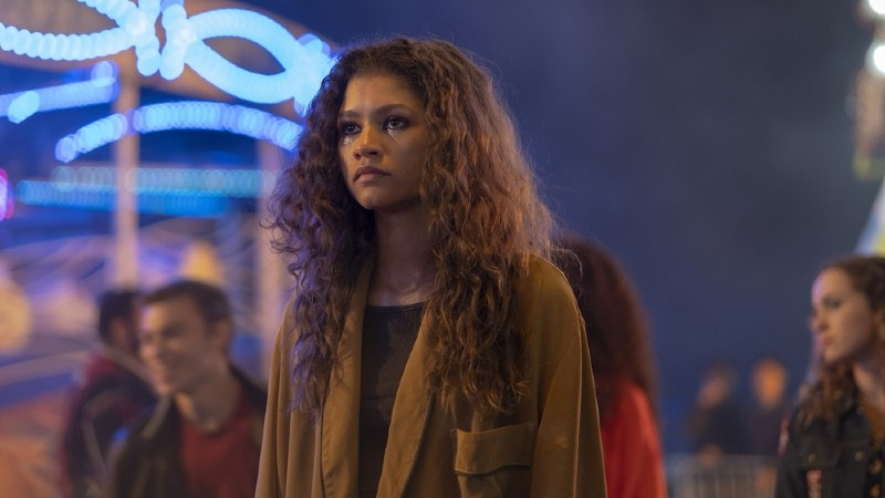 season 1 of Euphoria on HBO