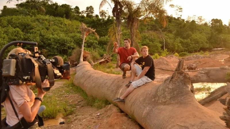 Jungle Gold TV show