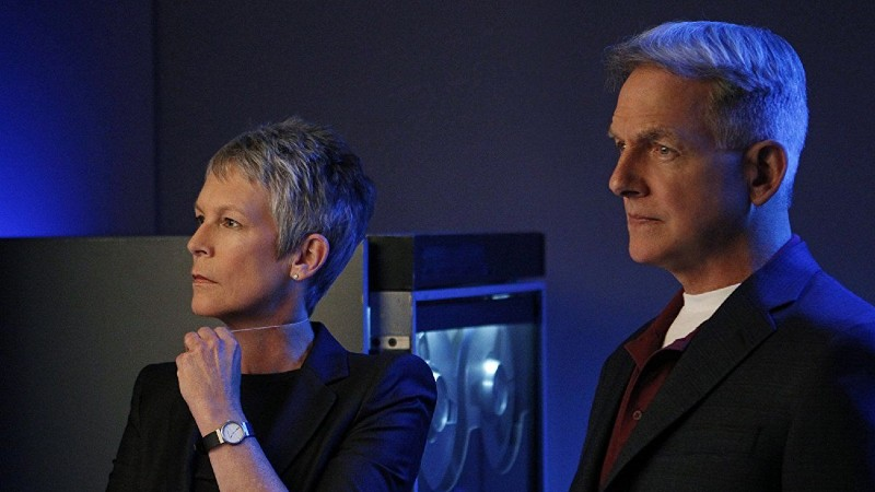 Jamie Lee Curtis as Samantha Ryan on NCIS