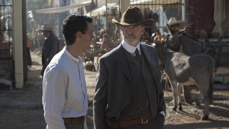 The Son amc western series
