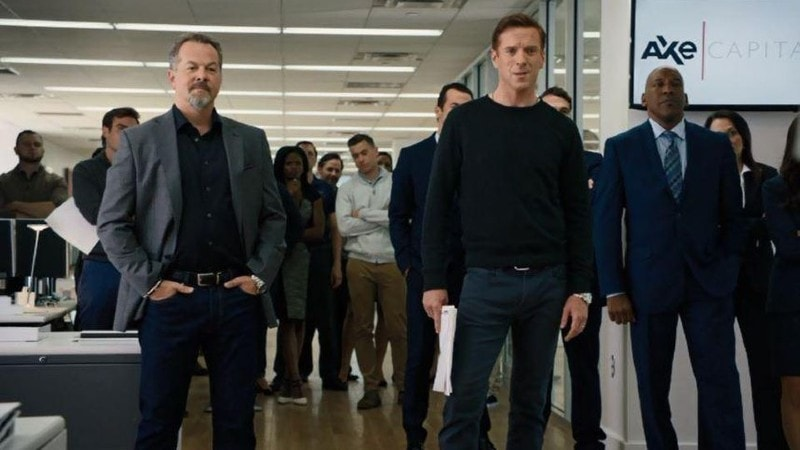 Showtime's Billions TV show