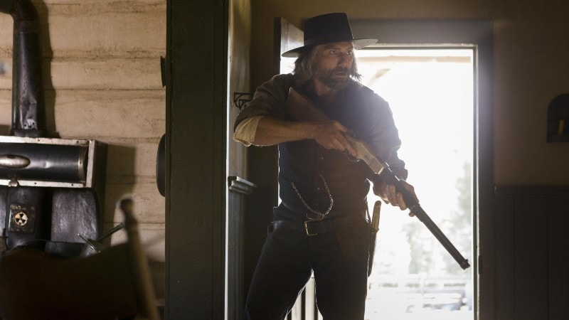 Hell on Wheels AMC western show
