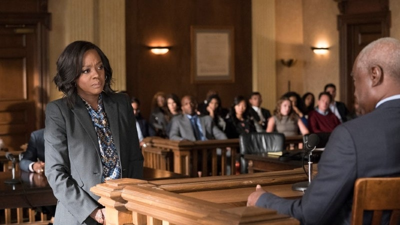 ABC How to Get Away With Murder TV show