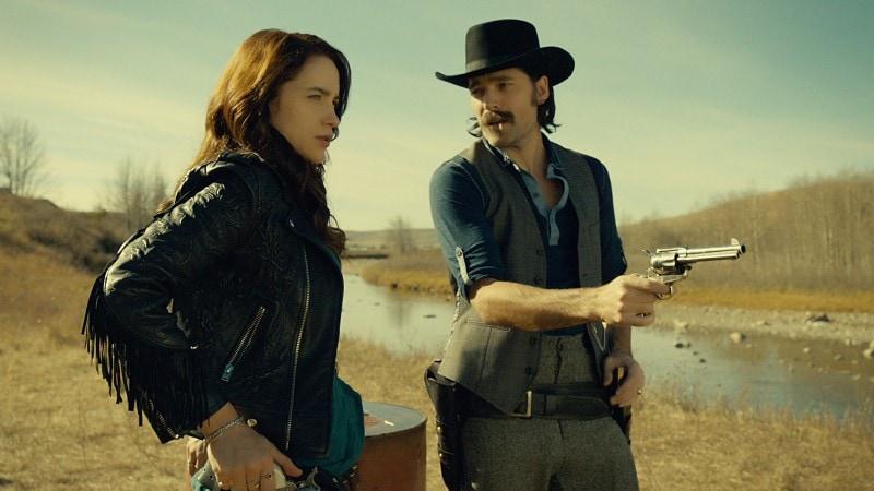 Wynonna Earp western drama