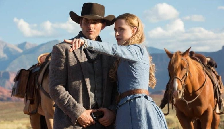modern western TV shows