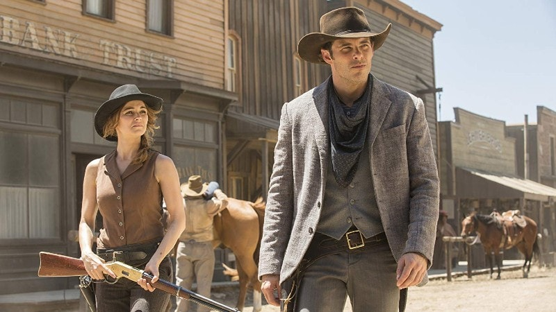 Westworld HBO western series