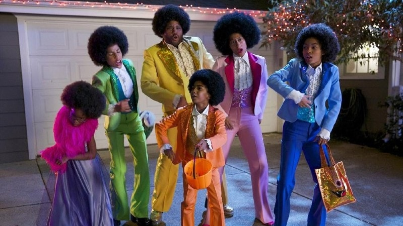 blackish halloween episode